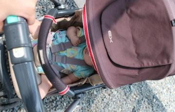 ベビーカーを使うママの日焼け対策